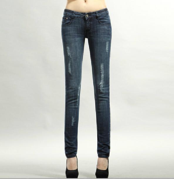 Купить джинсы с дырками